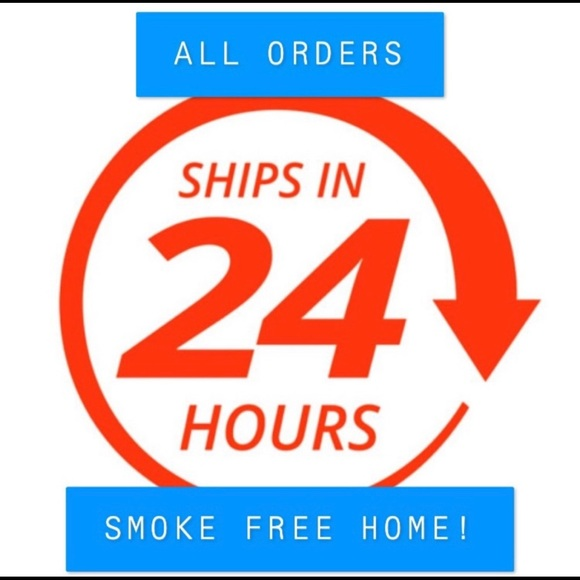 Ships out in 24 hours